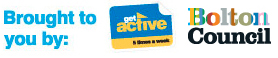 Brought to you by: NHS Bolton, Get Active and Bolton Council