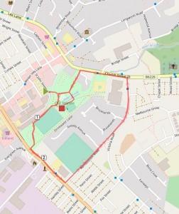 Run Route 2017